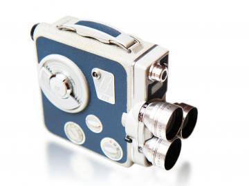 alte Hi8  Kamera