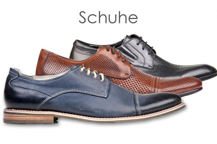 Herrenmode, Schuhe